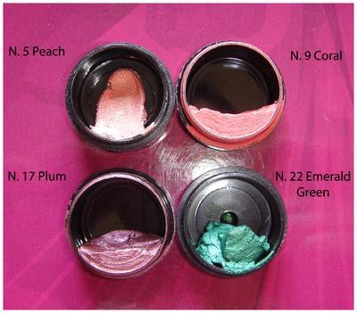 MUFE Aqua Cream: 5,9,17, 22.