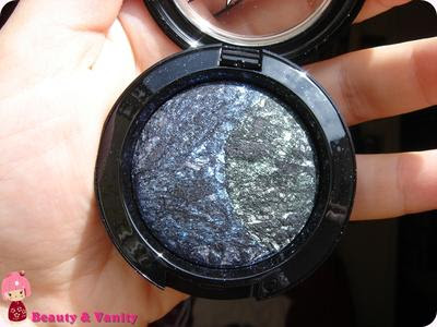 "MAC Mineralize Eyeshadow ""She who dares"" - Malefica Venomous Villains by Disney"