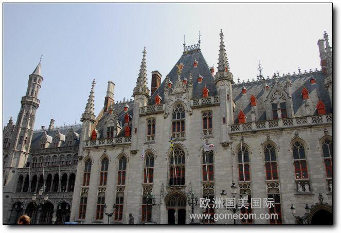 杀手永远的安息地-布鲁日(Brugge) - 欧洲碎片-史唯平 - 欧洲碎片-史唯平的博客