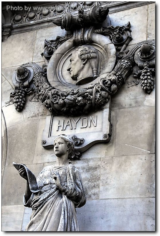 巴黎!巴黎!!(第三集:凯旋门 - 香榭丽舍大街 - 老歌剧院) - 欧洲碎片-史唯平 - 欧洲碎片-史唯平的博客