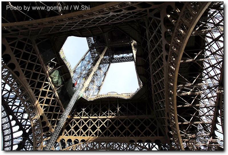 巴黎!(第二集:埃菲尔铁塔