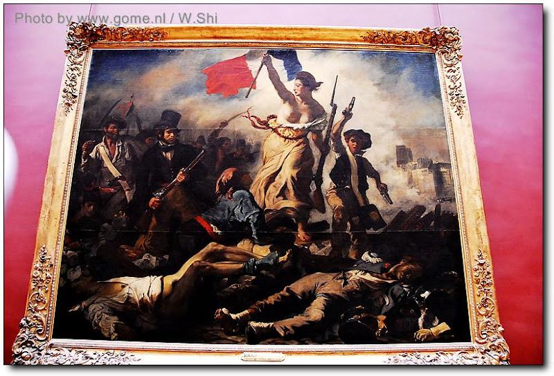 巴黎!巴黎!!(第六集:大王宫、罗浮宫) - 欧洲碎片-史唯平 - 欧洲碎片-史唯平的博客