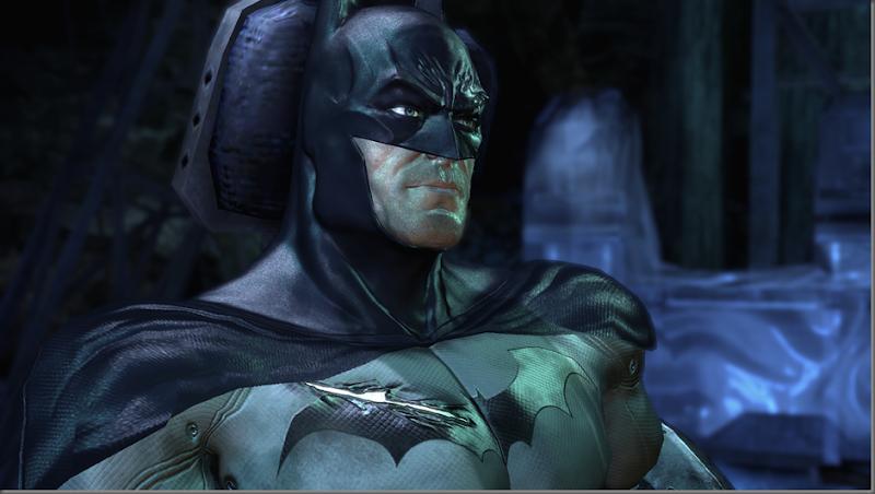 Batman never looked so good
