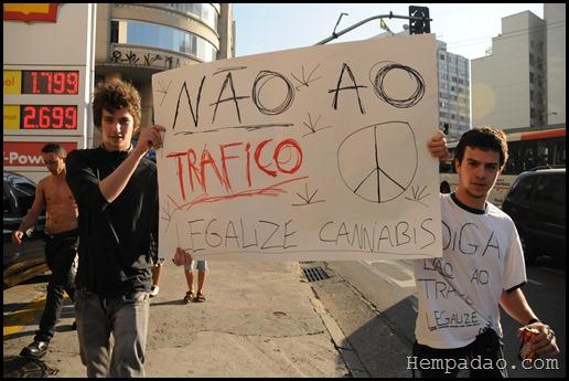Marcha da Maconha 2011 São Paulo