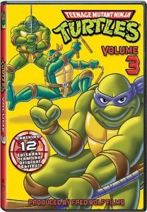 Teenage Mutant Ninja Turtles - Full Season 3