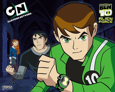 Ben 10: Alien Force - S03, E01: Vengeance of Vilgax: Part 1