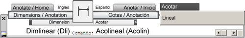 Acolineal