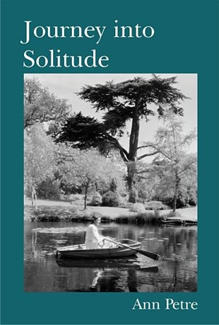 Cover of book Journey into Solitude by Ann Petre