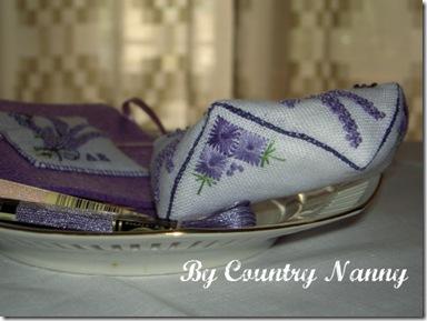 Lavender Biscornou4