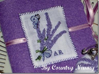 Lavender Biscornou3