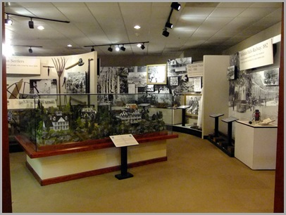 Interpretive Center Museum