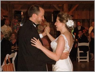 First Dance - Mr. and Mrs. Joel Fortner