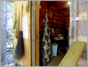 The Broom Shop (Gott Cabin)