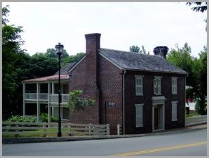Johnson Homestead