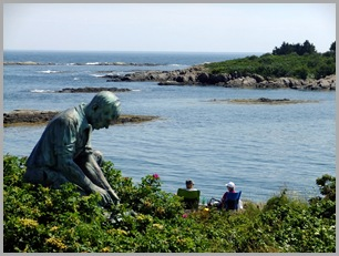 Memorial Dedicated to Fishermen
