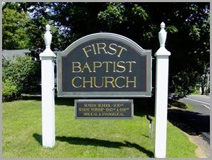First Baptist Church, Freeport, Maine