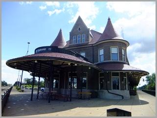 Durand Uniion Station