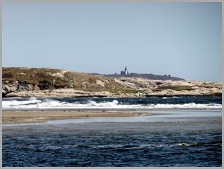 Closeup Of The Lighthouse