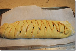 raspberry cream cheese braid3