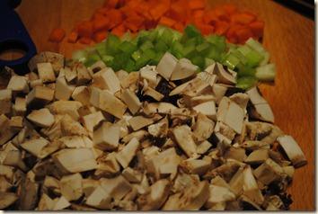 lentil veggies