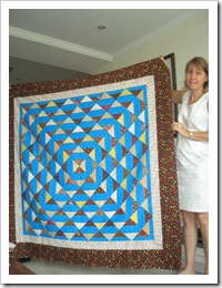 2 quilts in one