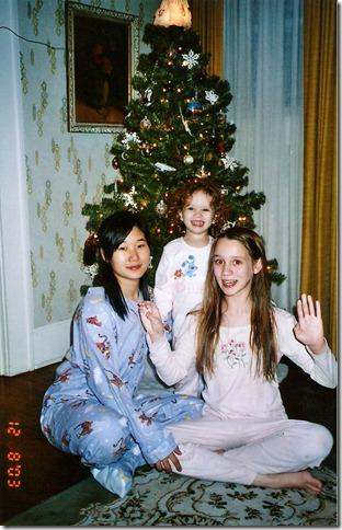 12-24-03 Christmas with Da-Hae