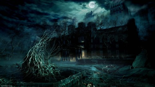 30 Dark and Mysterious Fantasy Wallpapers