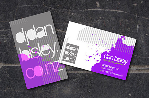 35 Amazing Business Card Designs that Will Inspire You