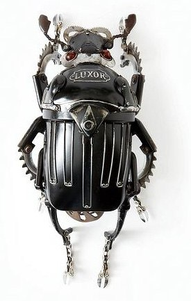 Beauty of Junk - Amazing Sculptures Made from Scrap Metal