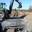 Humppilan kivilouhoksen tasoristeyksen korjaus ja asfaltointi.