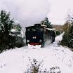 Ruskajuna talvimaisemassa. Kuva: Teemu Virtanen
