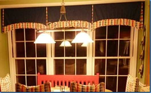 Kitchen curtains Jennifer-crop