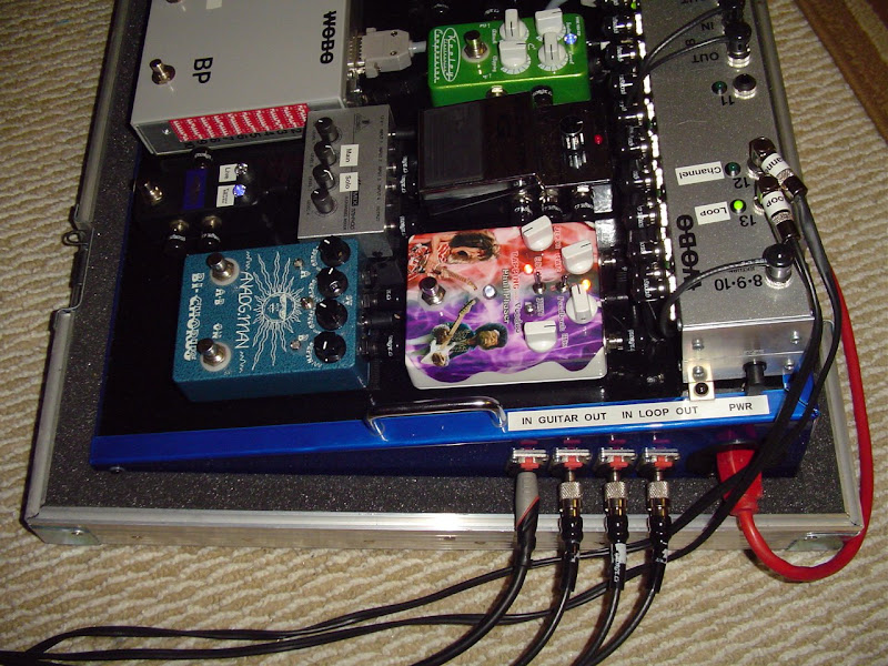 Rig Talk View Topic Show Your Pedalboard