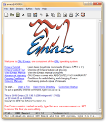 NTEmacs 23.1.96