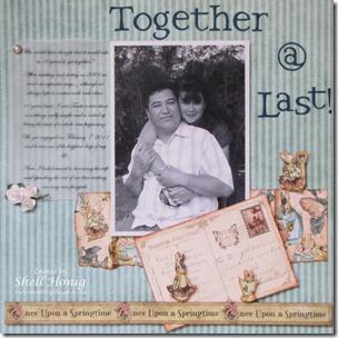 together at last blog