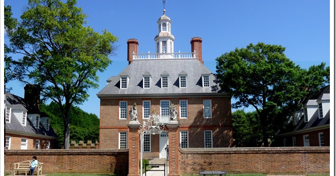 Colonial Williamsburg Tours