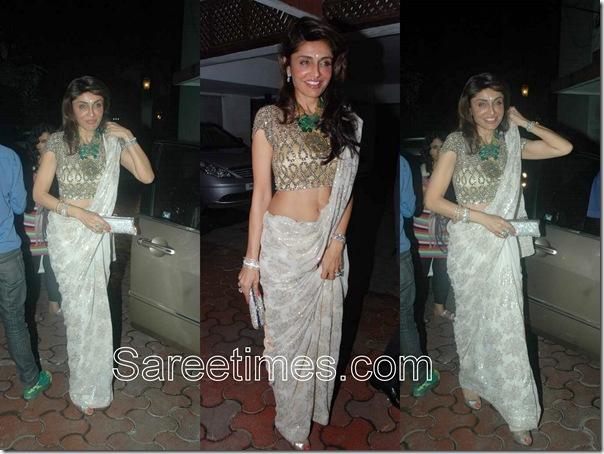 Qeenie_Singh_Designer_Saree_Drape