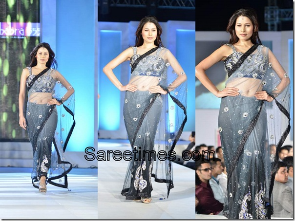 Grey_Designer_Saree