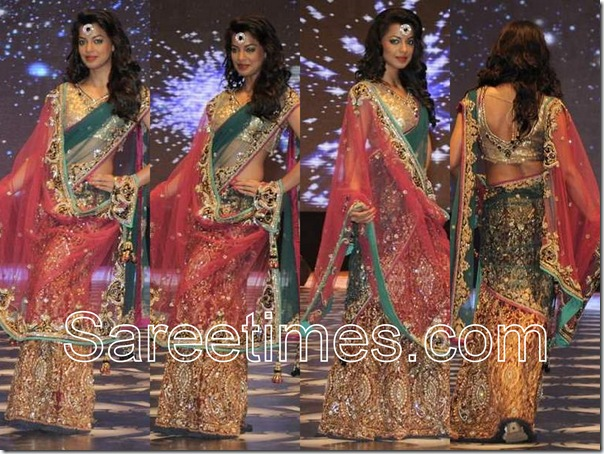 Mugdha_Godse_Bridal_Saree