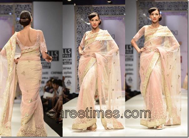 Manish_Malhotra_Pink_Saree