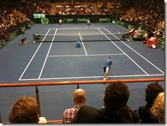 dubbel tennis