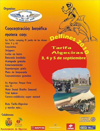 Delfines tarifa algeciras 2010 bmwmotos com - Camping jardin de las dunas ...