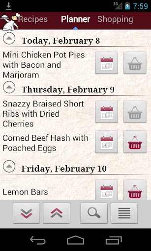 Whats for Dinner? Recipes + - screenshot
