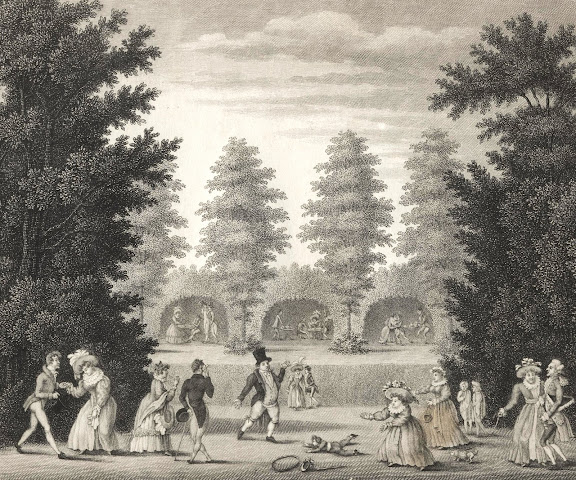 Les jardins de la Folie-Boutin