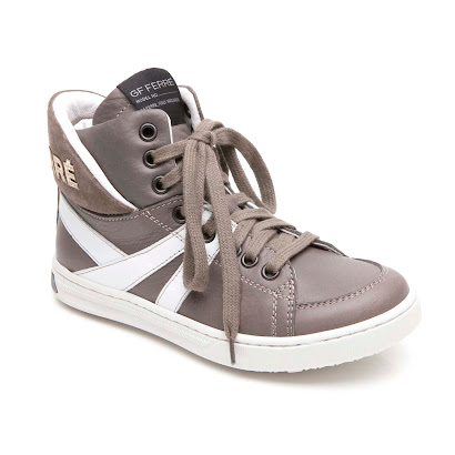 GF Ferre Luxury High Top Trainer SHOE