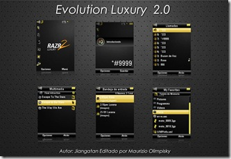 Evolution Luxury 2.0