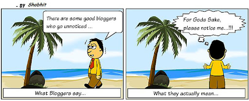 Blogging Humour Cartoons © Kadzilla's Lounge