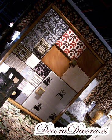 decorativos muebles hechos a trozos
