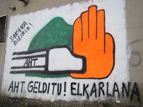 Beste mural bat Etxarri Aranatzen