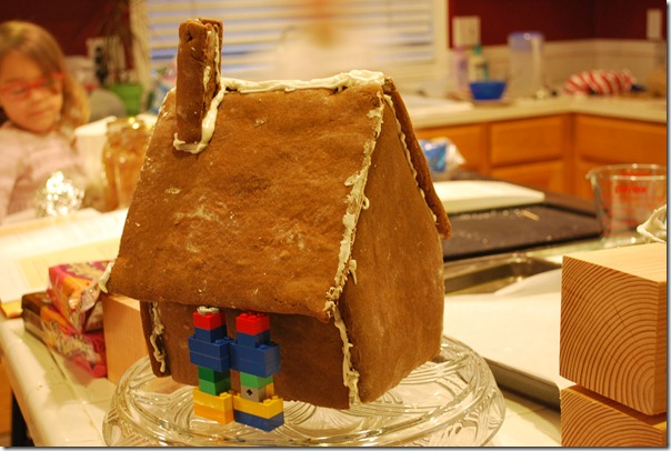 Gingerbread House 001